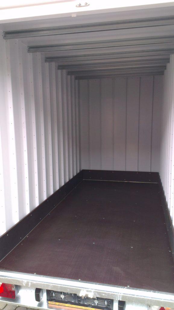 Alu skříň B 20.3 -12