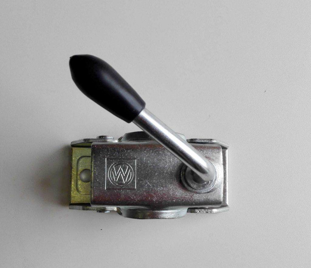 Držák podpěrného kola pr. 48 mm, Winterhoff, obr. 1