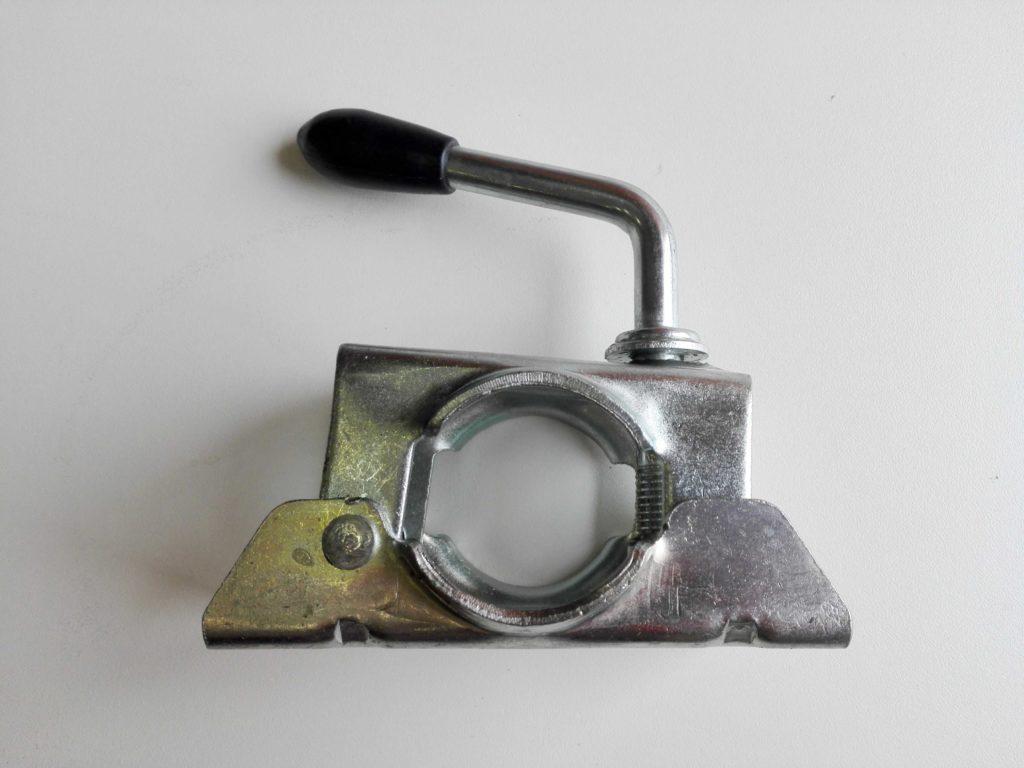 Držák podpěrného kola pr. 48 mm, Winterhoff, obr. 2