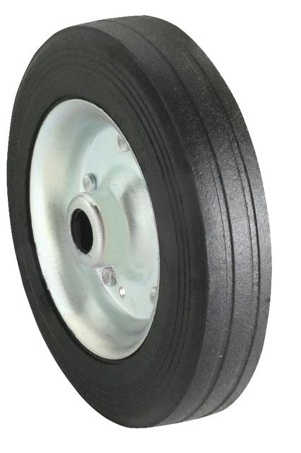 Kolečko Winterhoff náhradní k ST 48-200 VB (200×50, plechový disk)