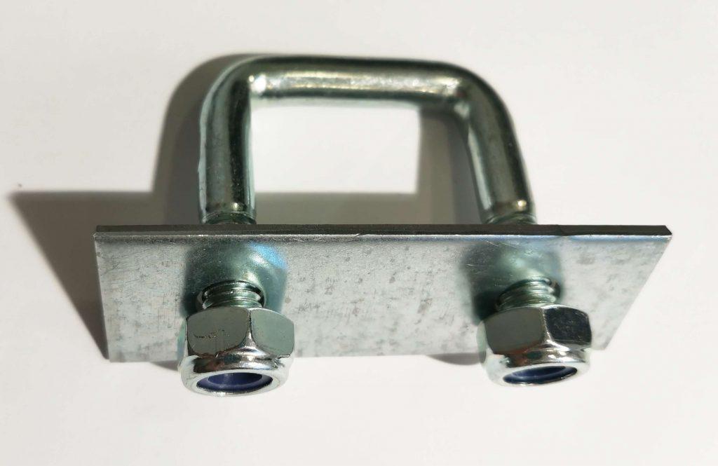 Kotvící třmen M10 – 50×50 mm, obr. 2