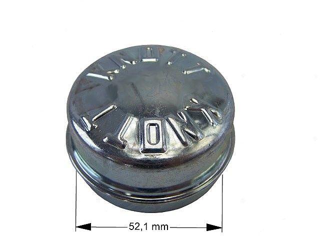 Krytka náboje KNOTT (pr. 52,1 mm)