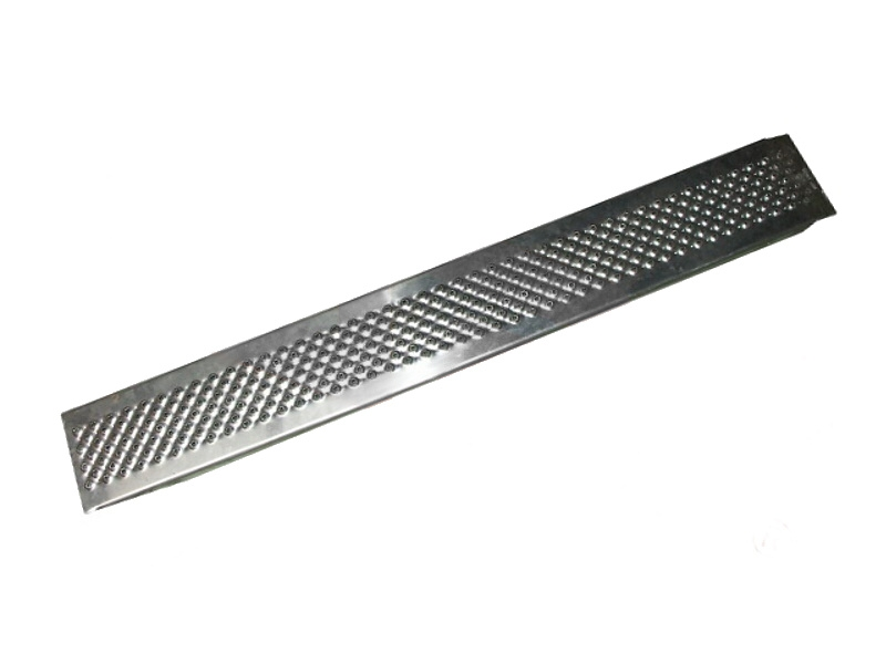 Nájezdy hliníkové Alu, d. 2000 mm, š. 260 mm, 1000 kg, pár (2ks), obr. 2
