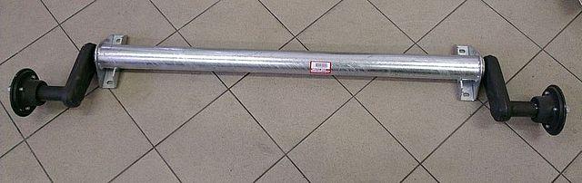 Náprava KNOTT G13 1300kg, šířka 1400-1