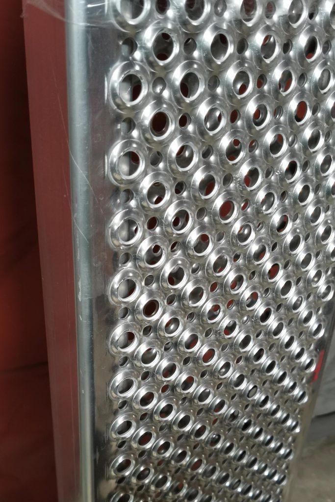 Nájezd hliníkový 1000 kg, 2m