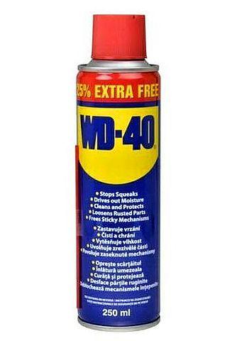 Olej mazací ve spreji WD-40, 250ml