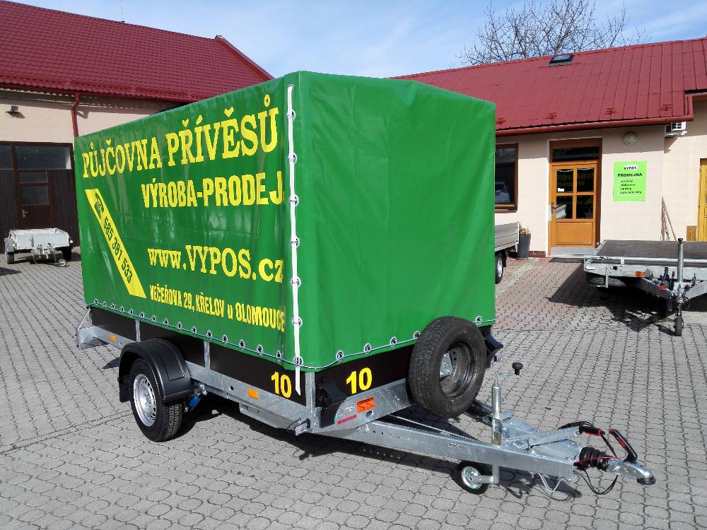 Prives c. 10 – 3170×1540 mm, 1300 kg, obr.1