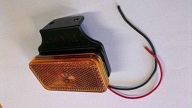 Svítilna boční obrysová GMAK G17-2