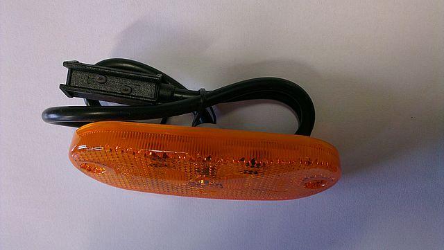 Svítilna boční obrysová Jokon LED, 12-24V-2