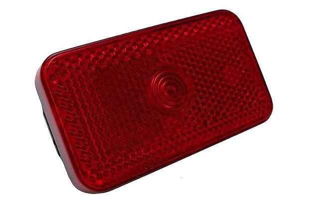 Světlo červené obrysové zadní GMAK G17 s odrazkou