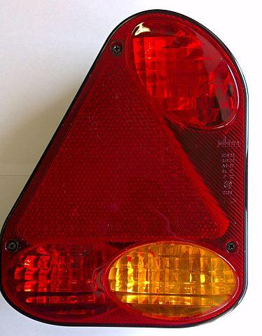 Světlo koncové Jokon 630 levá