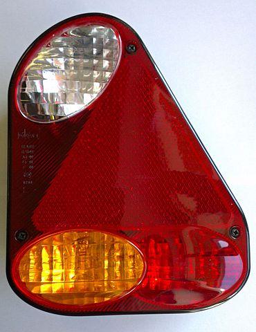 Světlo koncové Jokon 630 pravá