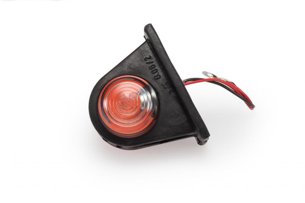 Světlo boční červeno-bílé, malé tykadlo GMAK G06-2, obr. 2