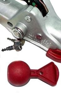 Zámek AL-KO (vložka) + Safety Ball pro AK301 – AK351, obr.3