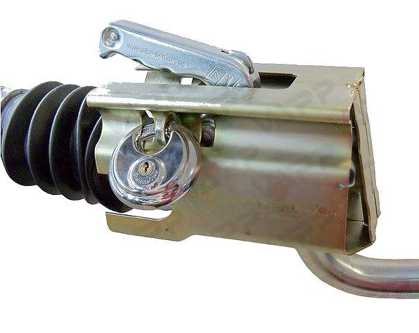 Zámek ALBE safety box XL-K rozvírací-1