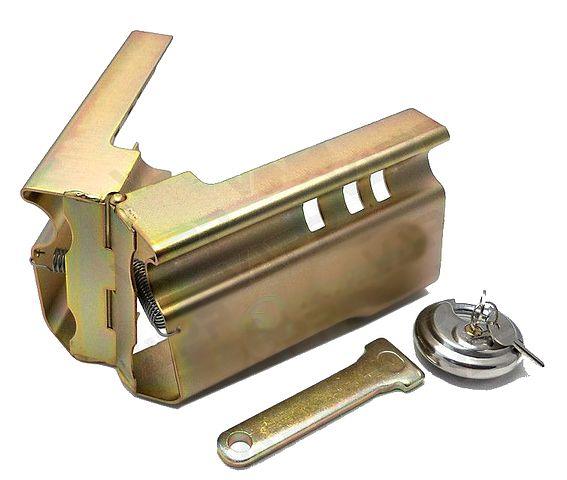 Zámek ALBE safety box XL-K rozvírací