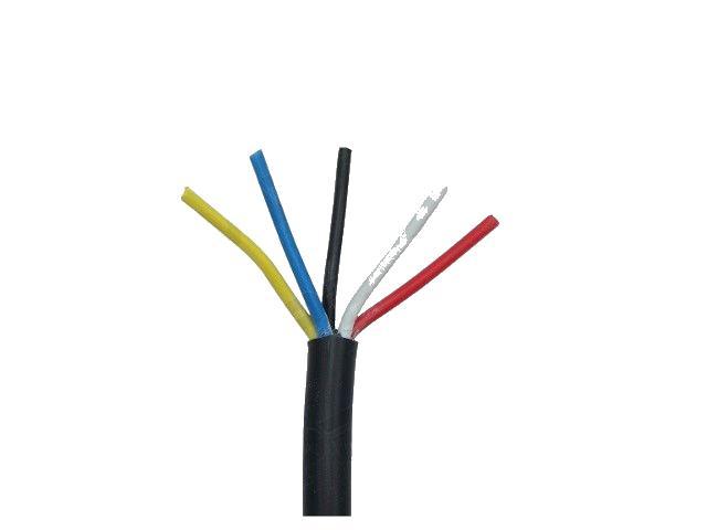 Kabel 5×0,75