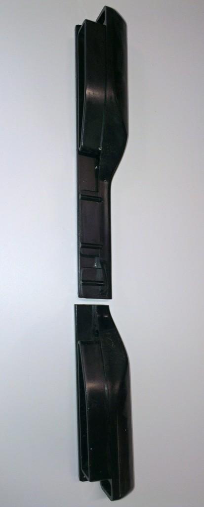Krytka bočnice TITBIT, plastová, pravá 2