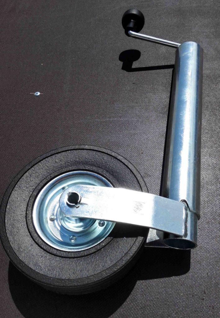 Podpěrné kolo silné, pr. 60 mm, bez držáku, 225×70, obr.2