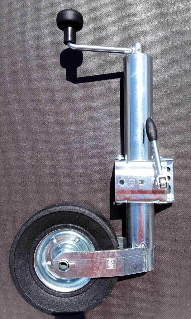Podpěrné kolo silné, pr. 60 mm, s držákem, 225×70