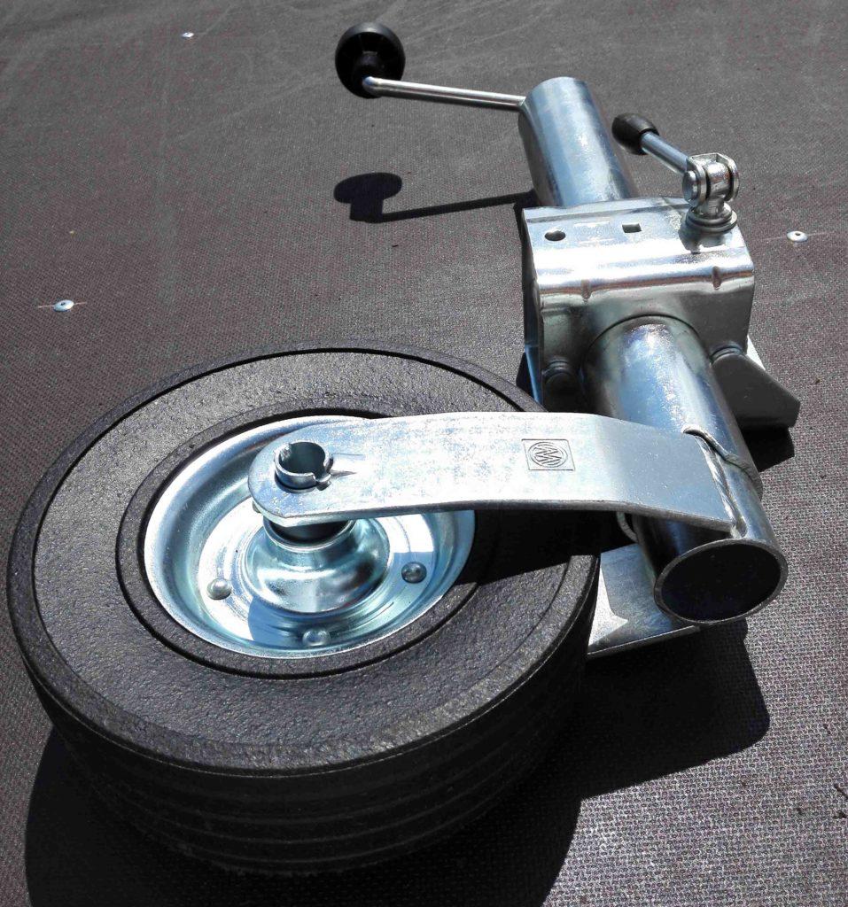 Podpěrné kolo silné, pr. 60 mm, s držákem, 225×70, obr.3