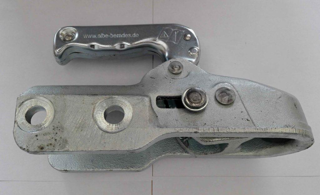 Kloub přípojný Knott EM 350-CH, prům. 60 mm, vrt. 14,5 mm, obr. 2