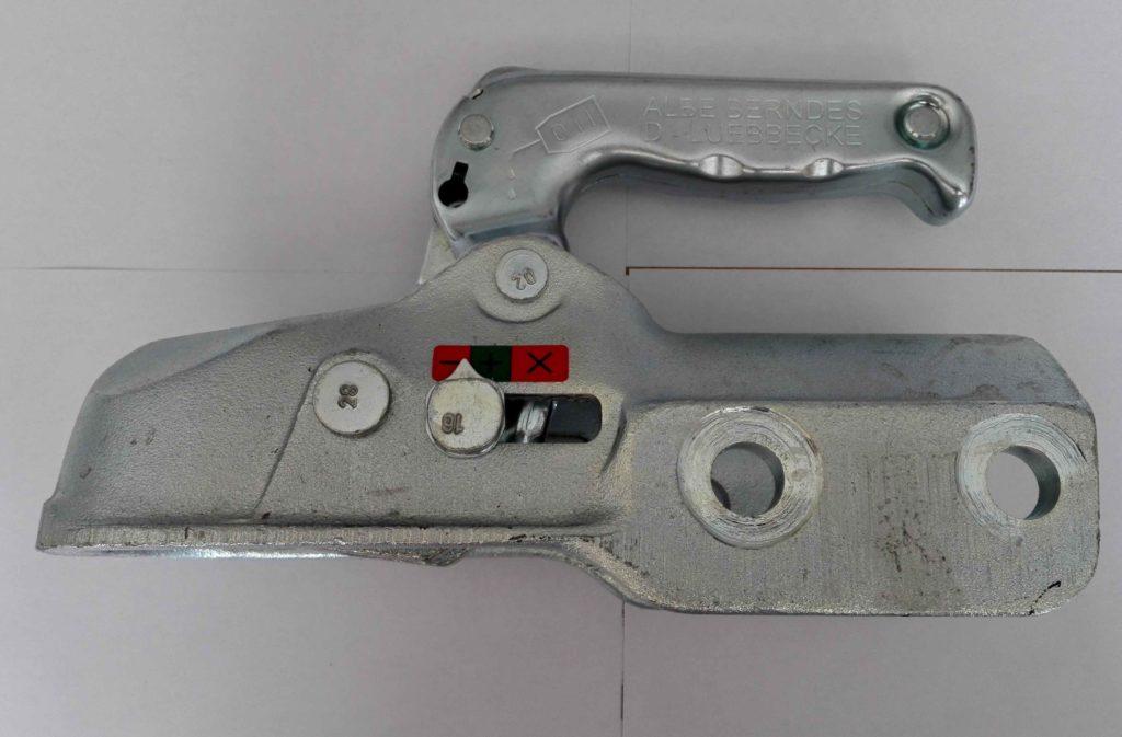 Kloub přípojný Knott EM 350-CH, prům. 60 mm, vrt. 14,5 mm, obr. 3