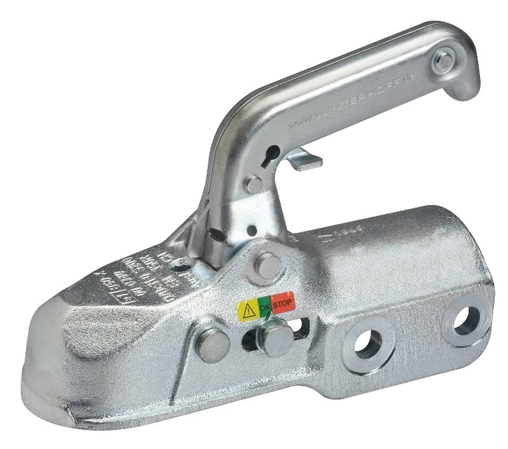 Kloub přípojný Knott, EM 350 R-CH prům. 60 mm, 3500 kg, vrtání 14,5 mm