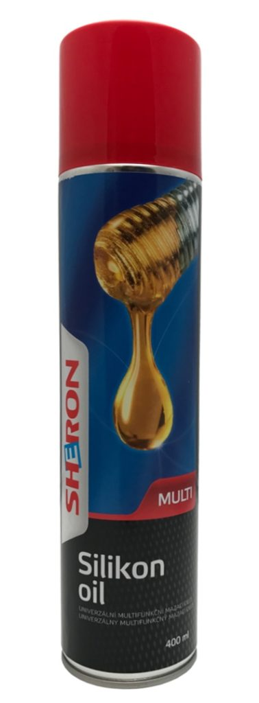 Silikonový olej SHERON 400 ml