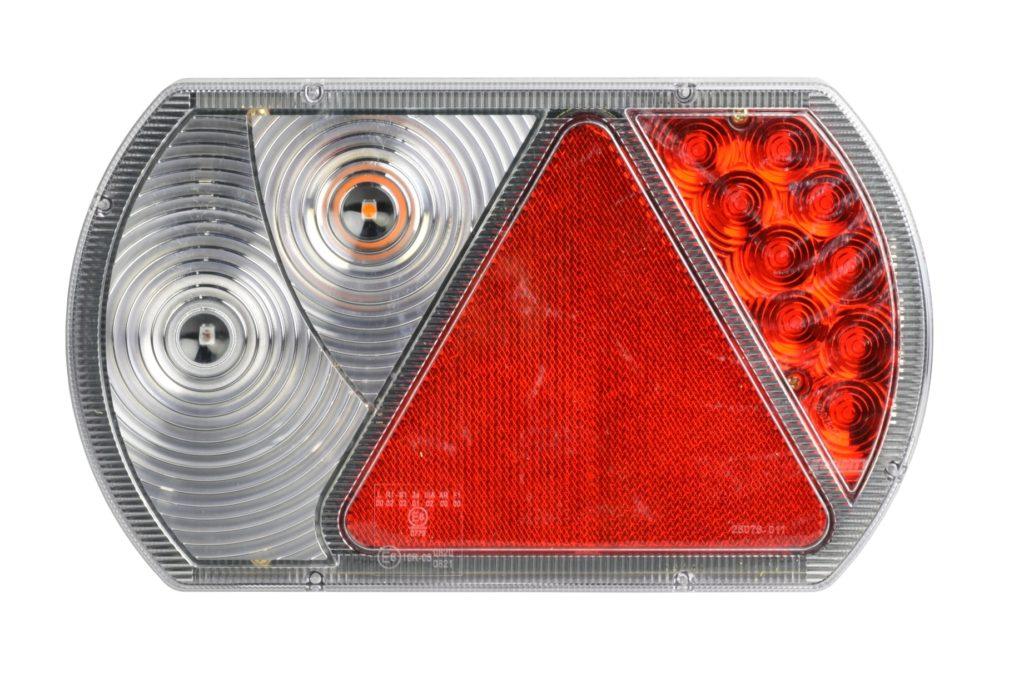 Svítilna Lucidity 26076 sdružená LED 12V, L-BL-BR-KO-ML-baj5, obr. 2