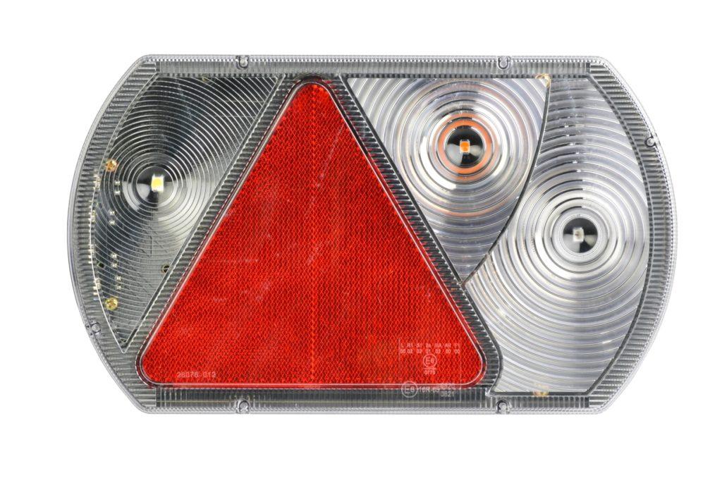Svítilna Lucidity 26076 sdružená LED 12V, P-BL-BR-KO-CO-baj5, obr. 1