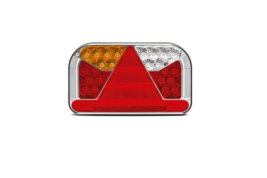 Světlo koncové Fristom FT-170 sdružená LED 12-24V, LEVÉ, baj6, obr.1