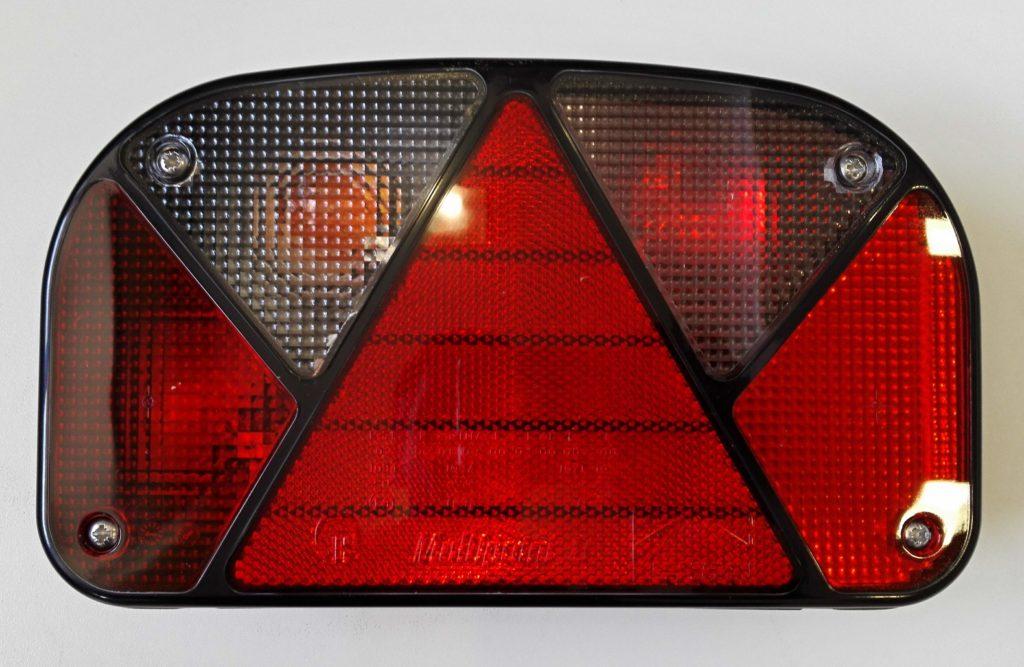 Světlo koncové Multipoint II, LEVÉ, obr. 2