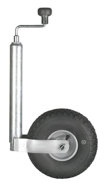 Kolečko opěrné WW ST 48-V-260 LB (nafukovací) 150 kg