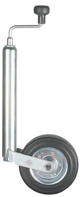Kolečko opěrné WW ST 48-200 VB (ocelový disk) 150 kg