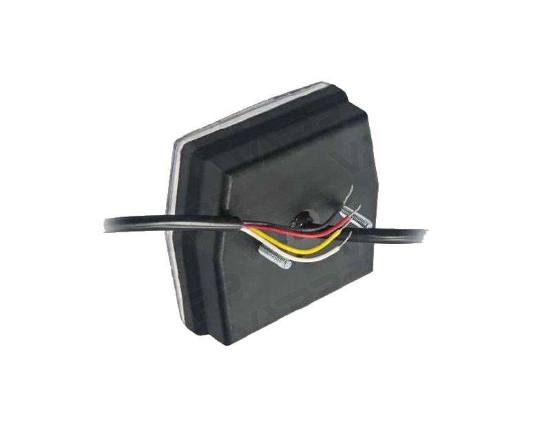 Svítilna Fristom FT-121 sdružená LED 12-24V, L-P-BL-BR-KO, obr.2