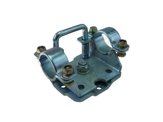 Držák opěrného kolečka 48 mm otočný