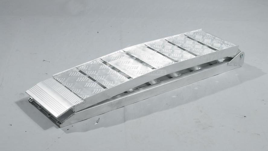 Nájezdy SKLÁDACÍ hliníkové , 1360 kg, pár – LR019, ( 2260×305 mm), obr. 3