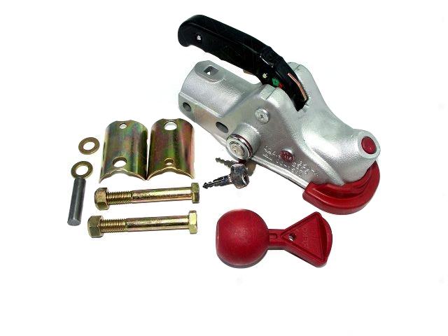 Přípojný kloub AL-KO Profi AK 301 Safety Kit (zámek, redukce 50-45 mm, příslušenství)