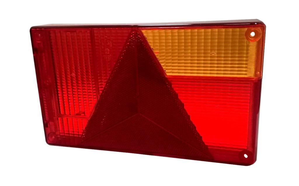 Sklo svítilny Jokon 595, 10.2070, pravý