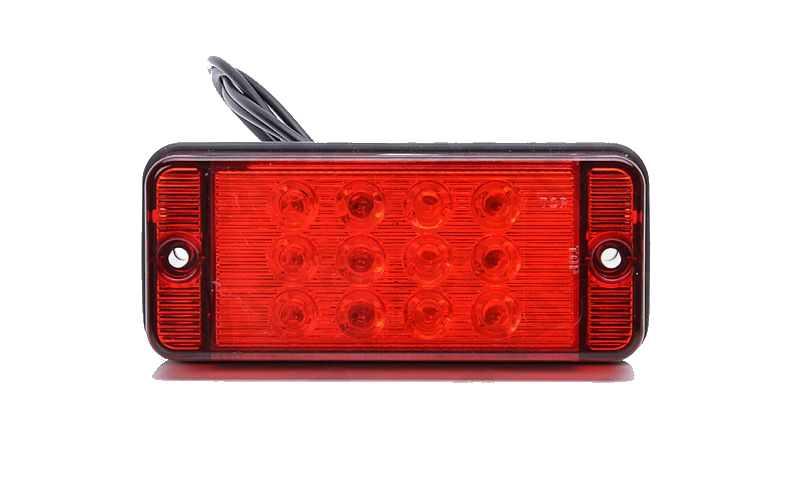 Mlhovka LED WAS W 83D, 12-36 v, IP68, obr. 2