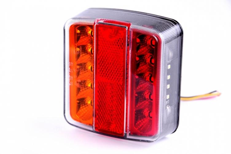 Světlo koncové LED, Multipa
