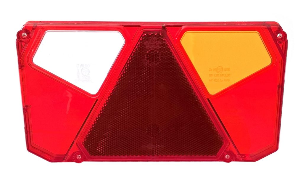 Kryt světla WAS W125DP