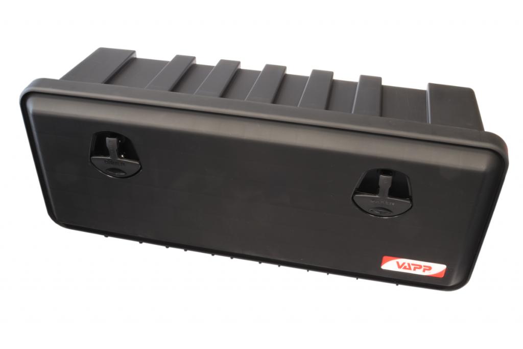 Box na nářadí JUST 900-R, 900x367x300 mm, dva zámky (horní otvírání)