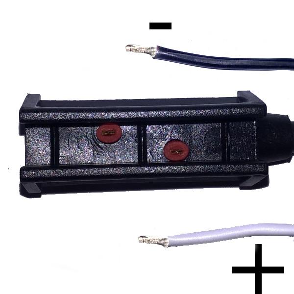 Kabel propojovací ukončení SNAP-IN (1m), ukončení