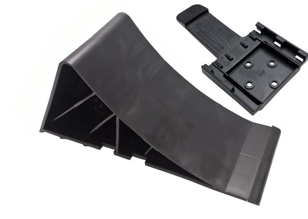 Klín zakládací Tripus (220 mm-800 kg), plastový, s držákem