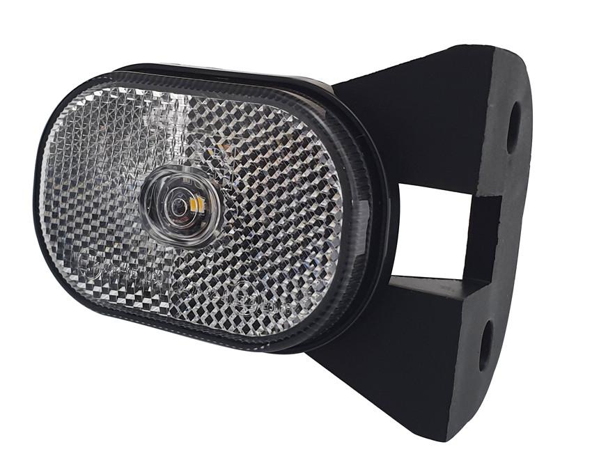 Poziční světlo LED Lucidity 26287C, 12V, na držáku, QS150, obr. 1