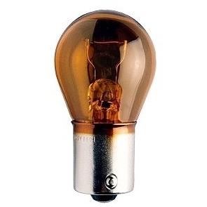 Žárovka 12V PY21W BaU15s oranžová