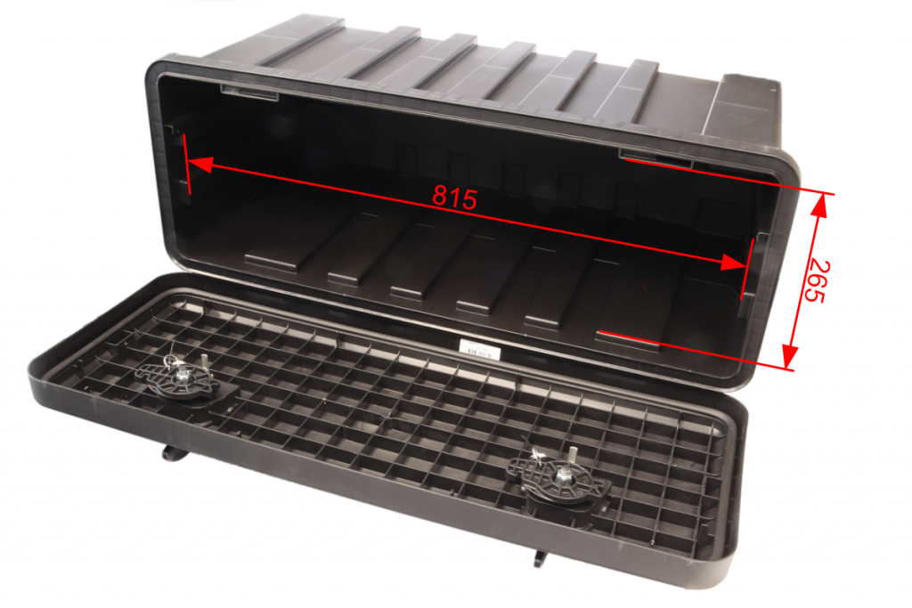 Box na nářadí JUST 900 900x367x450 mm, obr. 3