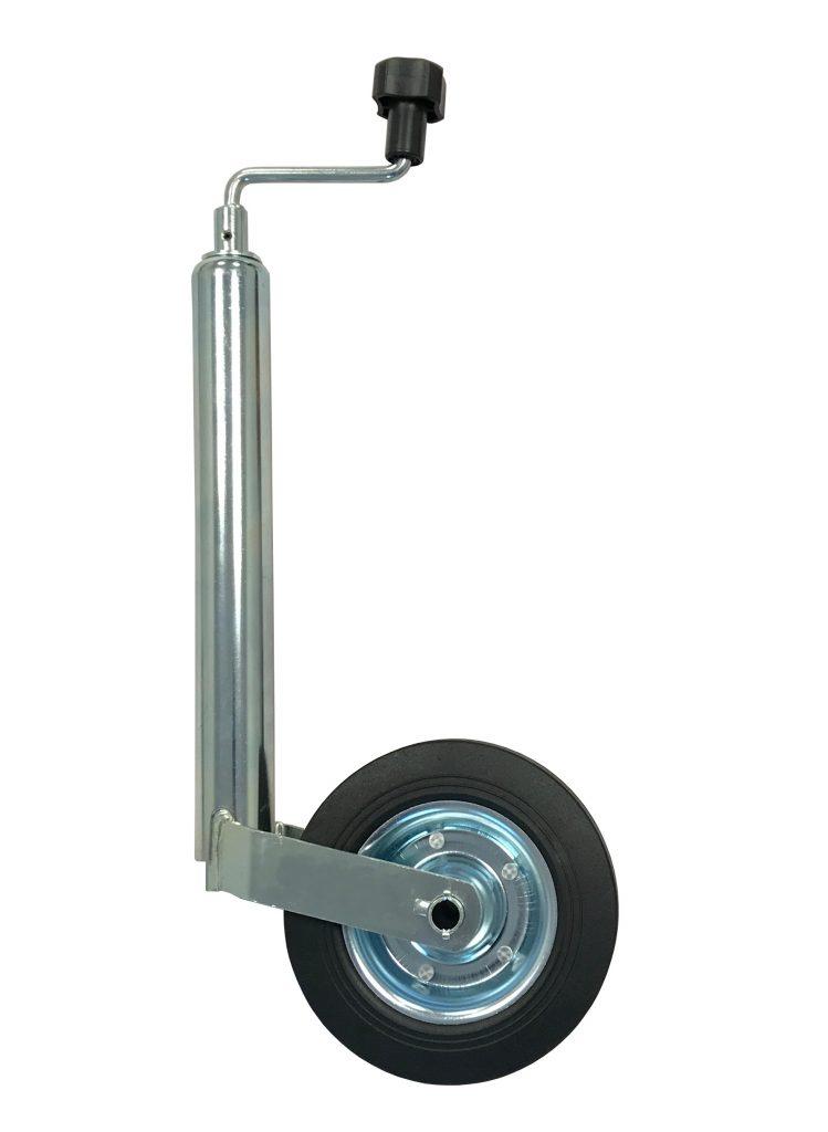 Podpěrné kolo bez držáku, KNOTT prům. 48 mm (ocelový disk) 150 kg